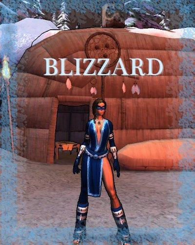 Blizzard Blizzard