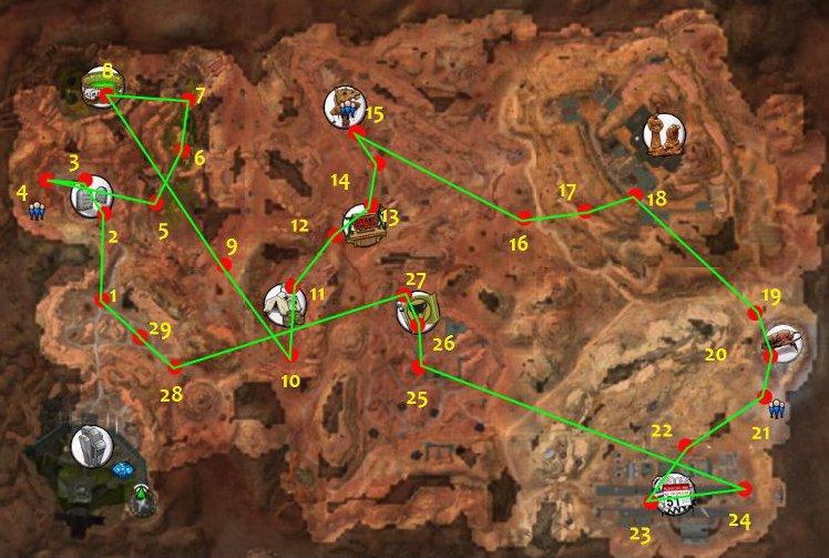 Chapitre 06 : Trahison Grondmap