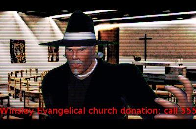 [New Evil] The Pastor Pastor
