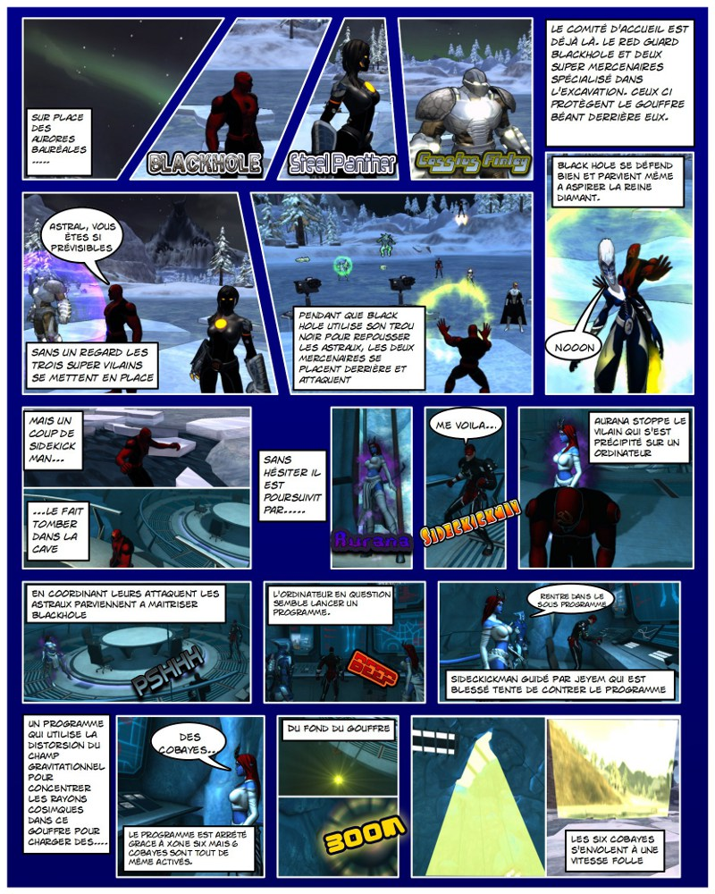 Chapitre 31 : Red Guard Red5