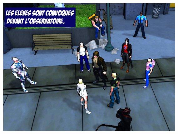 Chapitre 08 : Contagion Contagion8