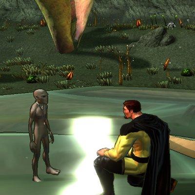Ultiman Ufoencounter